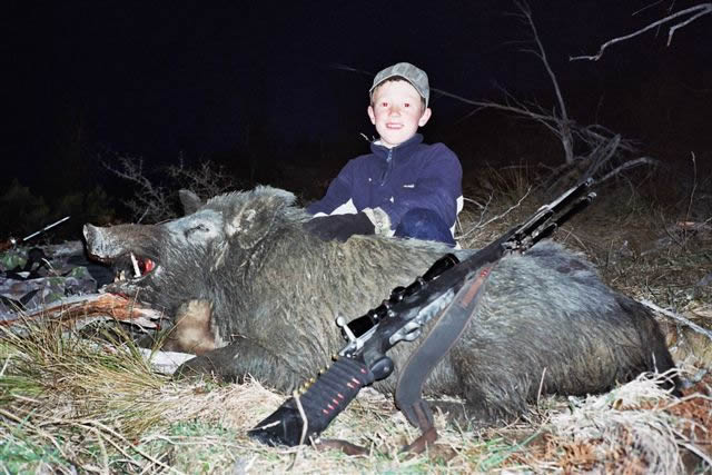 Turkey hunting Maps, California and Oregon